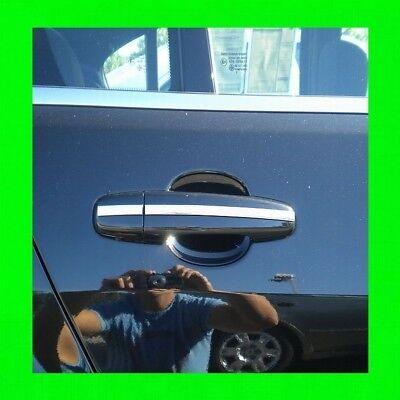 AUDI CHROME DOOR HANDLE TRIM MOLDING 4PC W/5YR WRNTY+FREE INTERIOR PC 2