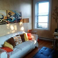 Beatiful two bedroom ready for October 1