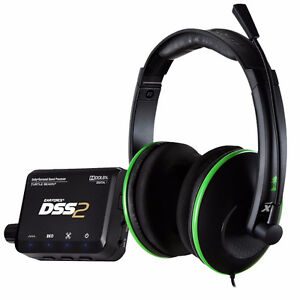 Turtle Beach Ear Force DXL1 Dolby Surround Sound Gaming Headset
