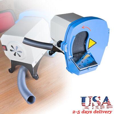 Dental Wet Model Trimmer Plaster Gypsum Abrasive Trimming Disc Wheel 254mm Usa