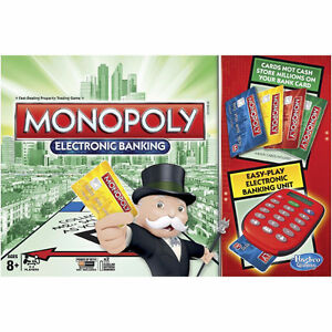 ELECTRONIC BANKING EDITION MONOPOLY--2013-NEW! London Ontario image 1
