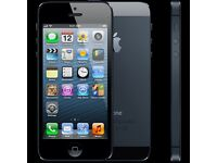 Apple iPhone 5 LOCKED - UNLOCKED 16GB 32GB 64GB GOOD - EXCELLENT CONDITION