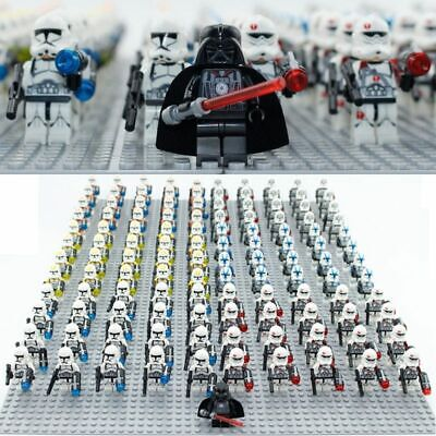 Clone Trooper Girl (Star Wars Custom Lego Clone Trooper Storm Solider Empire Kids Mini Toys)