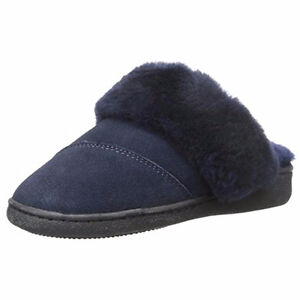 Pajar Slippers Size 6-7 Blue