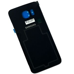 Samsung-Galaxy-S6-G920-G920F-Tapa-de-bateria-ALMOHADILLA-ADHESIVA-NEGRA-NUEVA