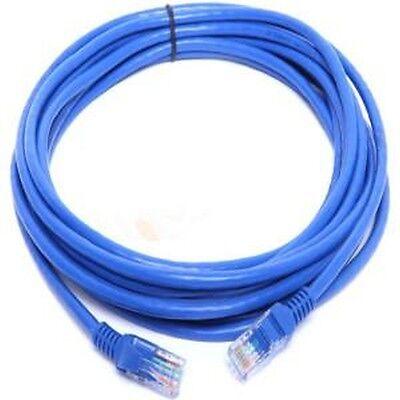 4M NETWORK CABLE CAT5E RJ45 UTP PATCH DSL MODEM ROUTER LAN/INTERNET LEAD WIRE