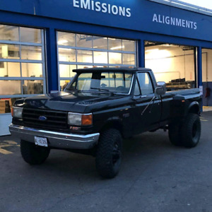 88 Ford Big Block Dually - Quick Sale