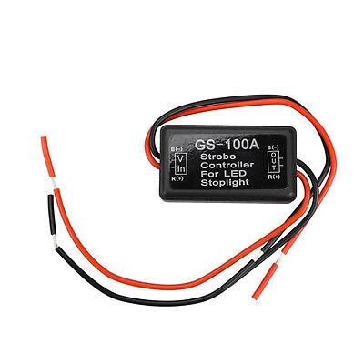 New Universal Flash Strobe Controller for LED Brake Stop Light 12V Sale (Strobe Lights For Sale)