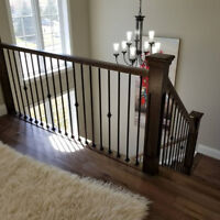 NST Railings and Stairs Renovations