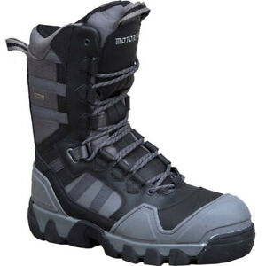****CLEARANCE****  NEW MOTORFIST CARBIDE SNOWMOBILE BOOTS