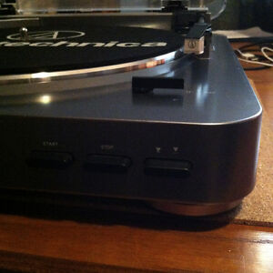 Audio-Technica AT-LP60 Fully Automatic Belt Driven Turntable USB Peterborough Peterborough Area image 5