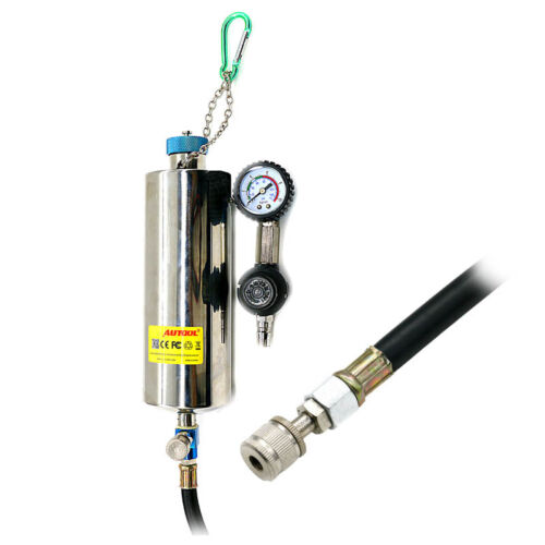 Automotive non dismantle fuel system cleaner injector for Mercedes benz fuel injector cleaner