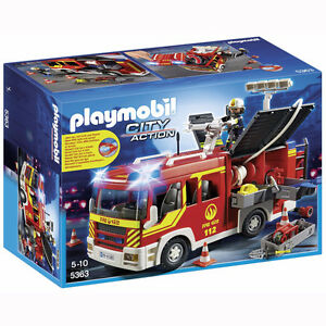 Looking for unopened Playmobil sets
