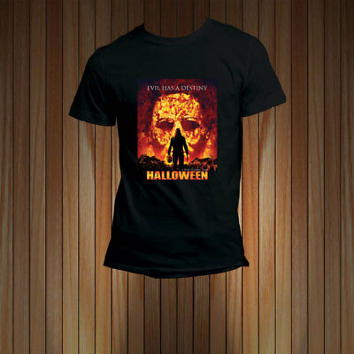 Rob Zombie's Halloween Horor Movie T-shirt Men's Tee](Rob Zombie's Halloween Movies)