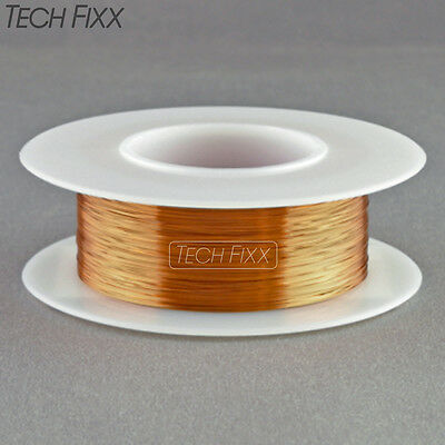 Magnet Wire 28 Gauge Awg Enameled Copper 250 Feet Coil Winding And Crafts 200c