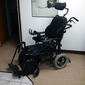 Orion II - Tilt and Recline Wheelchair