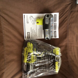 """Ryobi one+ 1/2"""" Impact wrench P261 with Battery. New"""