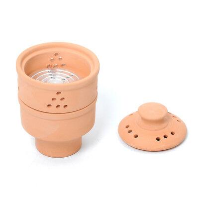 (Hookah Smoke Hookahs Clay Bowl Shisha  Ceramic Nargileh Chicha Accessories)