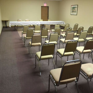 MEETING ROOMS / OFFICE SPACE / BANQUET ROOMS AVAILABLE FOR RENT