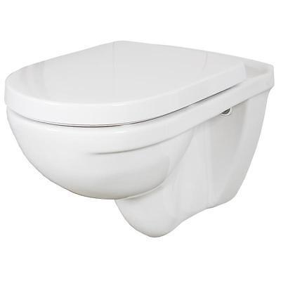 Villeroy & Boch O.Novo Combi-Pack Wand WC Tiefspüler m. Sitz softclose 5660H1R1