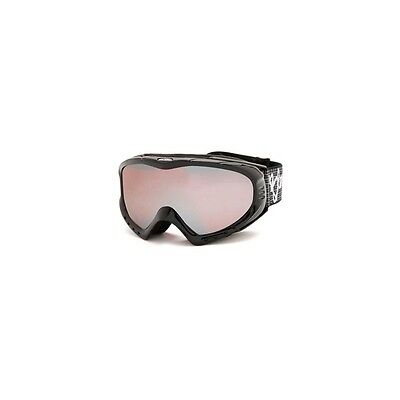 Bloc Utopia Black Ski / Snowboard Goggles UT35 Snow skiing Medium Mens Womens