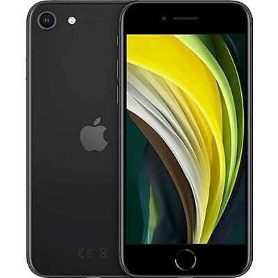 Apple iPhone SE 2020 4G 128GB nero black Garanzia EU NUOVO