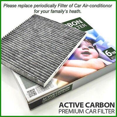 SPORTAGE 2017 TUCSON 2016   Carbon cabin air filter 2PCS USA, canada, Asia