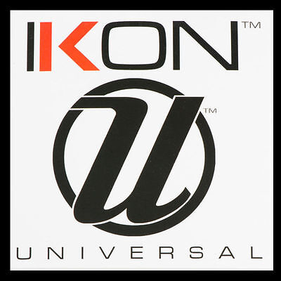 IKON AUTOPARTS 5 X 5 STICKER