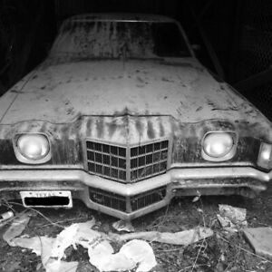 WANTED; 1969-1972 Pontiac Grand Prix Project or Parts car