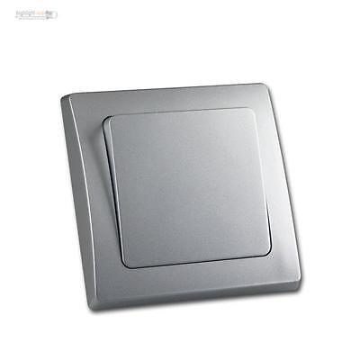 Bathline Kosmetiktuchbox rechteckig Silber Logo110970410 Weiss sehr edel! JOOP