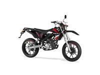 RIEJU MRT 50 - YAMAHA-MENARELLI AM6 MOTOR - SUPERMOTO