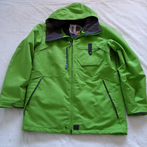 Burton Winter Jacket Xtra-Large Green