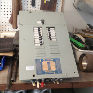 125 Amp Electrical Panel