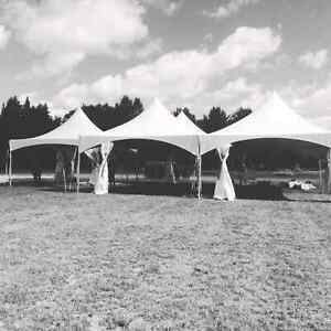 Diamond Tents and Event Rentals - Chairs, Tables and Dish rental Peterborough Peterborough Area image 1
