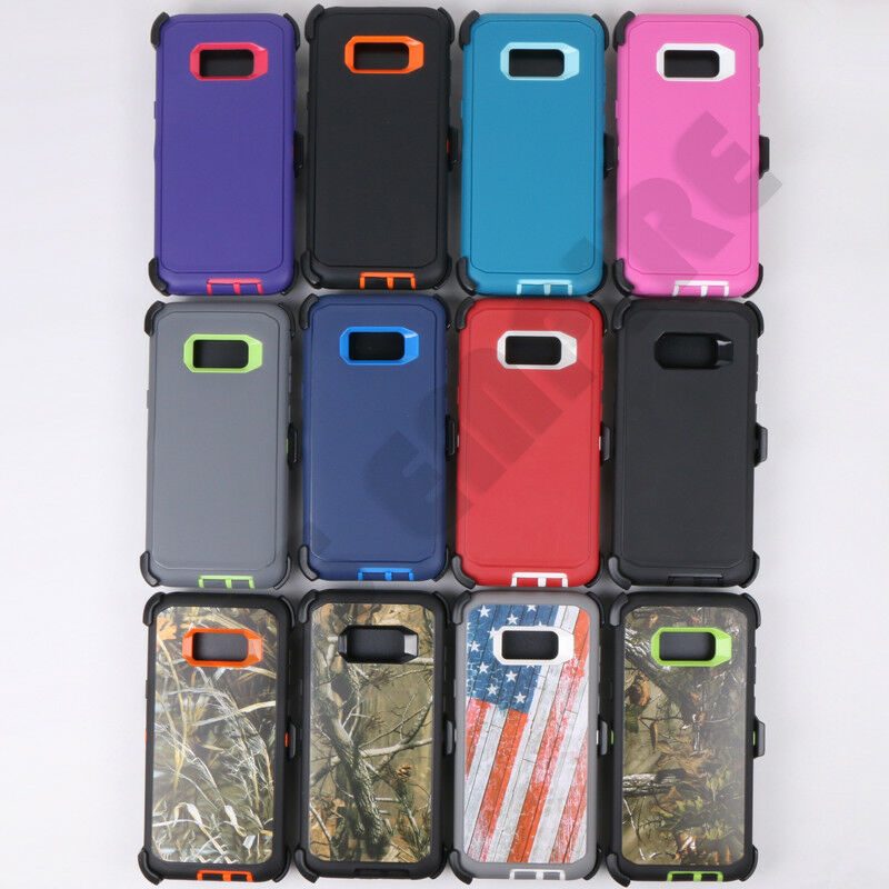 For Samsung Galaxy S8/S9/S10/Note 8/9/10 Plus Case