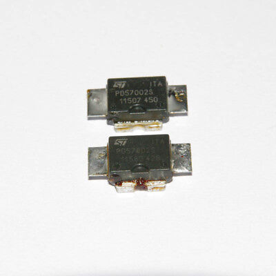 Pd57002s Pd57018s St Broad Rf Power Transistor Mosfet 900m 1.5ghz Gsm 18w 4pcs