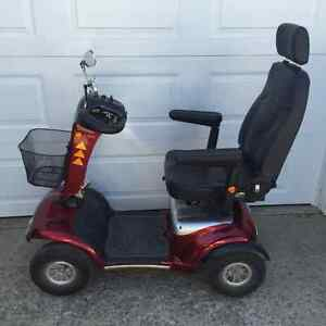 2 Electric Scooters for sale (for disabled/handicapped)