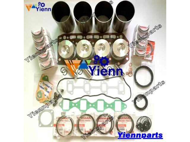 4TN78 4TN78T-RJ Overhaul Rebuild Kit For Yanmar en