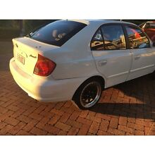 2005 Hyundai Accent Hatchback Glenmore Park Penrith Area Preview