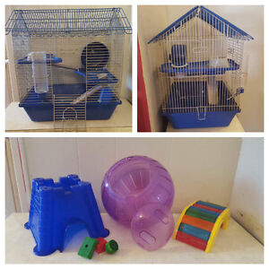 All Living Things Hamster cage