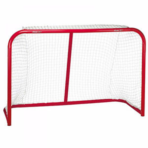 Metal Street Hockey Net