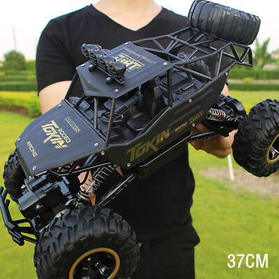 1 RC Car 4WD ElectriC Brushless Trucks Off-Road High Speed Buggy Toy For Kids