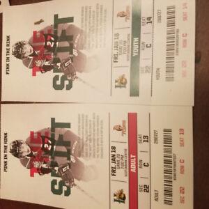 Moosehead tickets