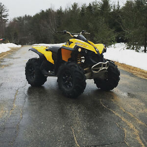 2007 can am renegade 800