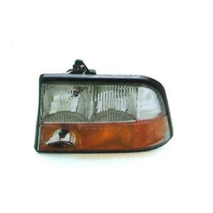 1998-2005 GMC S15 Jimmy Driver Side Head Light Assembly - Best Value ®