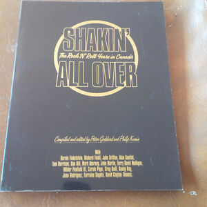 Shakin' All Over-The Rock 'n Roll Years in Canada, 1989 Kitchener / Waterloo Kitchener Area image 1