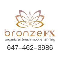 Organic MOBILE Spray Tan: BronzeFX