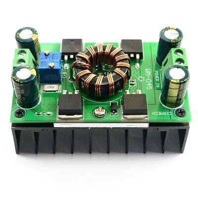 5v-30v To 1.25-30v Automatic Step-updown Boost Buck Cvcc Power Supply Module 8a
