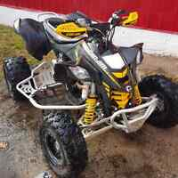 2009 Can Am DSX 450