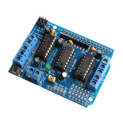 Motor Drive Shield Expansion Board L293d Module For Arduino Duemilanove Mega2560